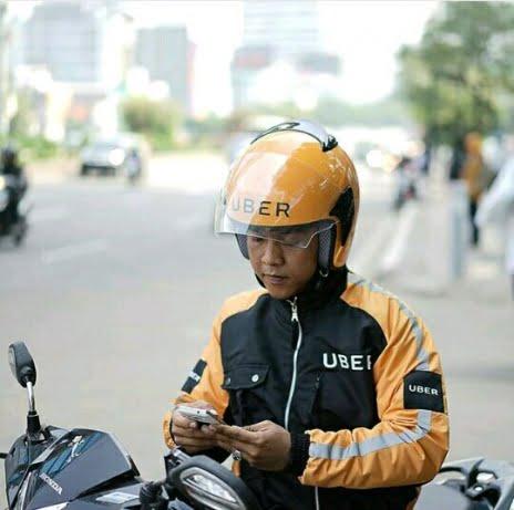 Cara Daftar Uber Driver Terbaru