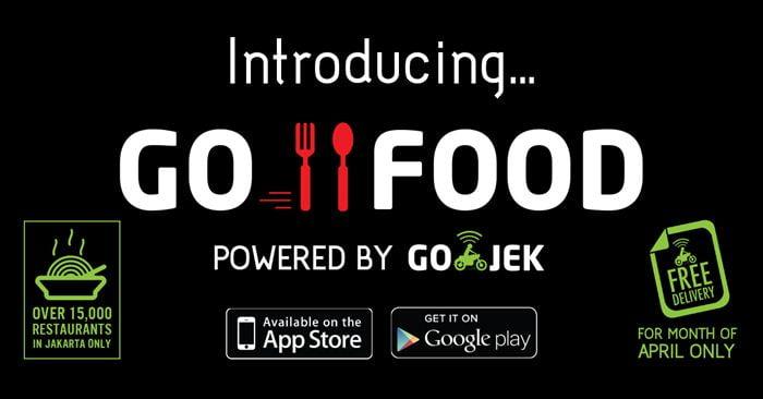 Cara Daftar Go Food Gojek