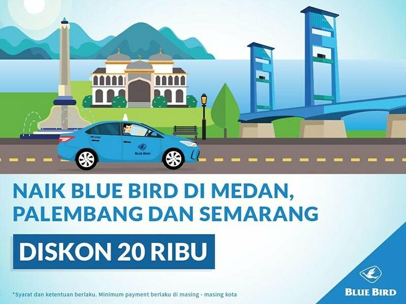Nomor Telepon Blue Bird Medan Terbaru