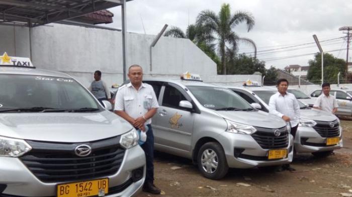 Nomor Telepon Star Cab Taksi Palembang