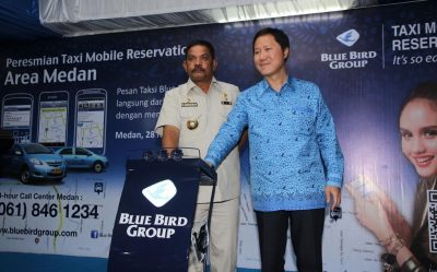 Alamat Blue Bird Group Kota Medan, Sumatera Utara