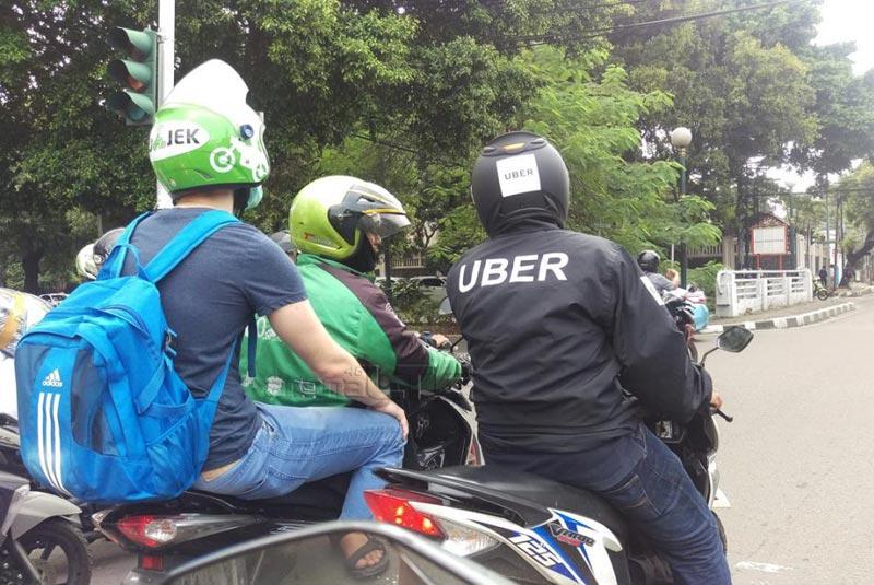 Tarif Uber Per KM Kisaran Berapa?