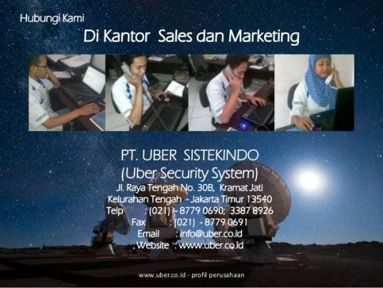 Kantor Uber Jakarta Timur No Telp dan Alamat