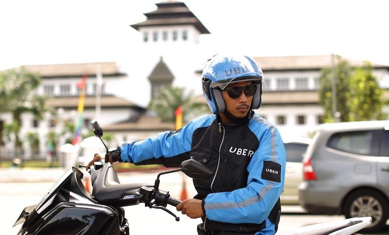 Kantor Uber Motor Jakarta No Telp dan Alamat