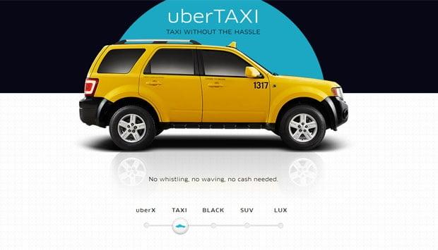 Cara Daftar Uber Taxi Bandung
