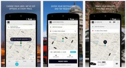 Cara Menggunakan Aplikasi Uber Motor Update