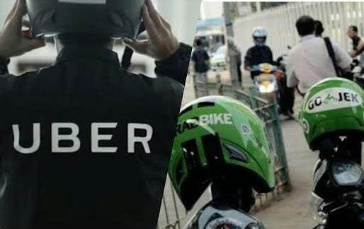 Cara Memesan Ojek Uber Via Aplikasi
