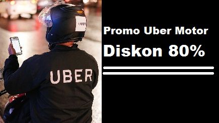 Trik Mendapatkan Kode Promo Uber Motor Terbaru