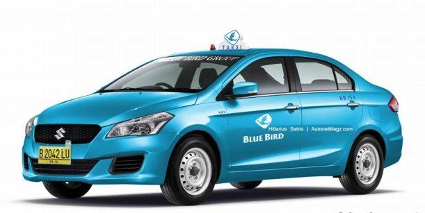 Bluebird Taxi Call Center Layanan Pelanggan 24 Jam