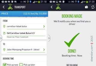 Pesan Gojek Via Whatsapp Bisa Apa Gak Ya?
